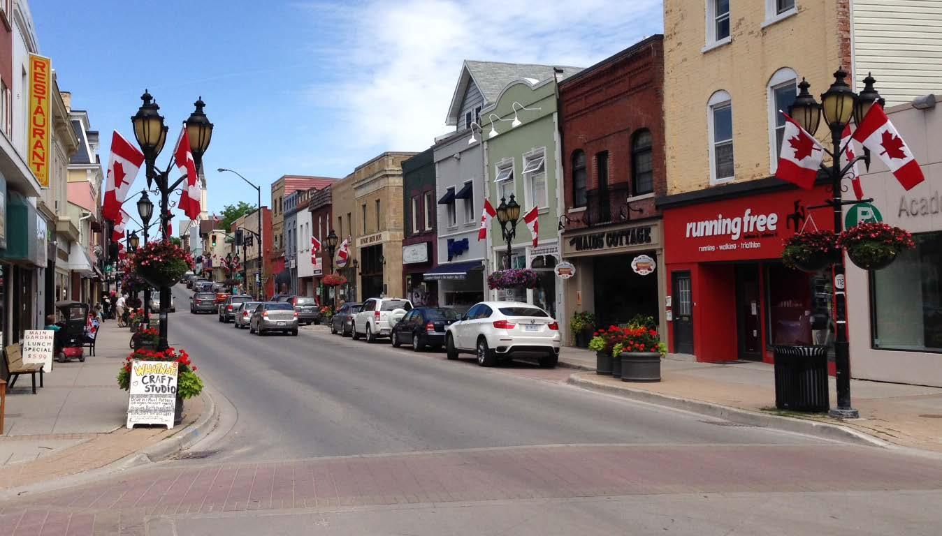 Newmarket Ontario Website Development